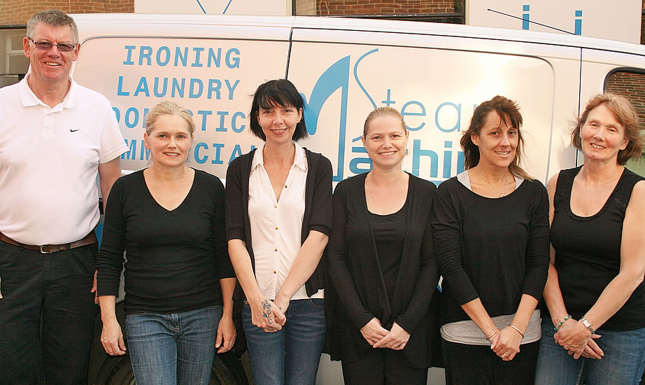 cheshire elite laundry team staff